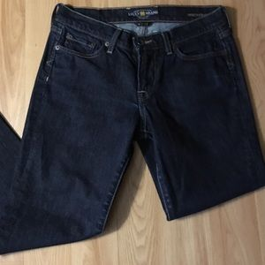 Lucky jeans- size 4
